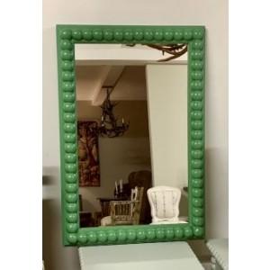 Bobbin Rectangular Mirror