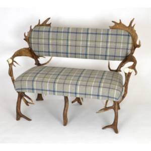 Forres 2-seater Bench