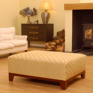 Hailes stool: wooden plinth