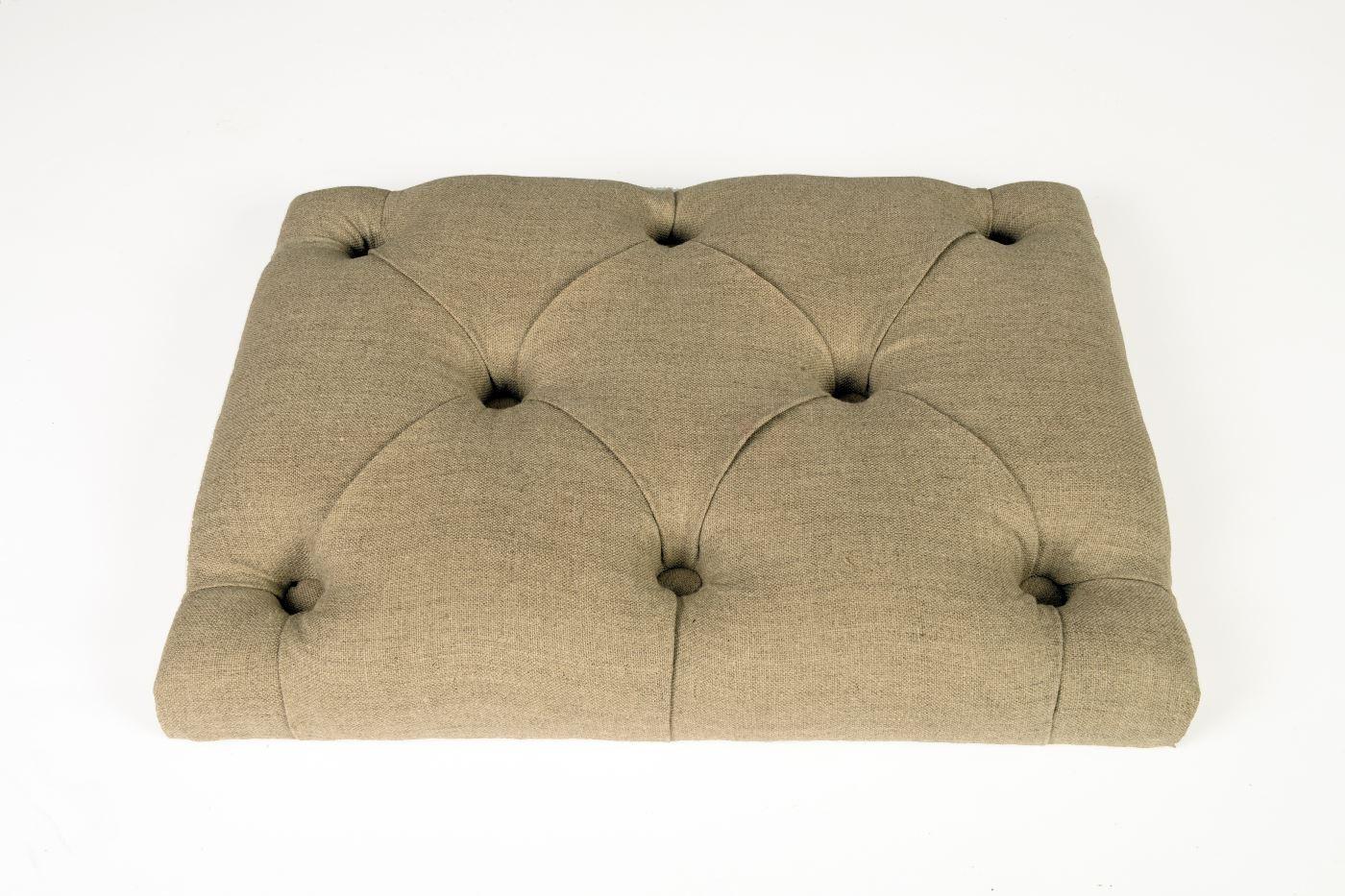 Upholstery option -deep buttons