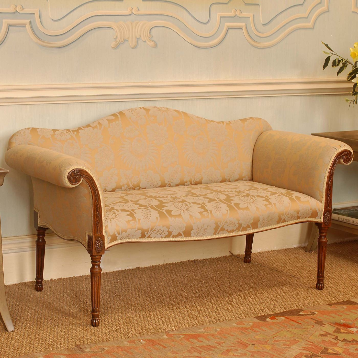 Charnisay Settee