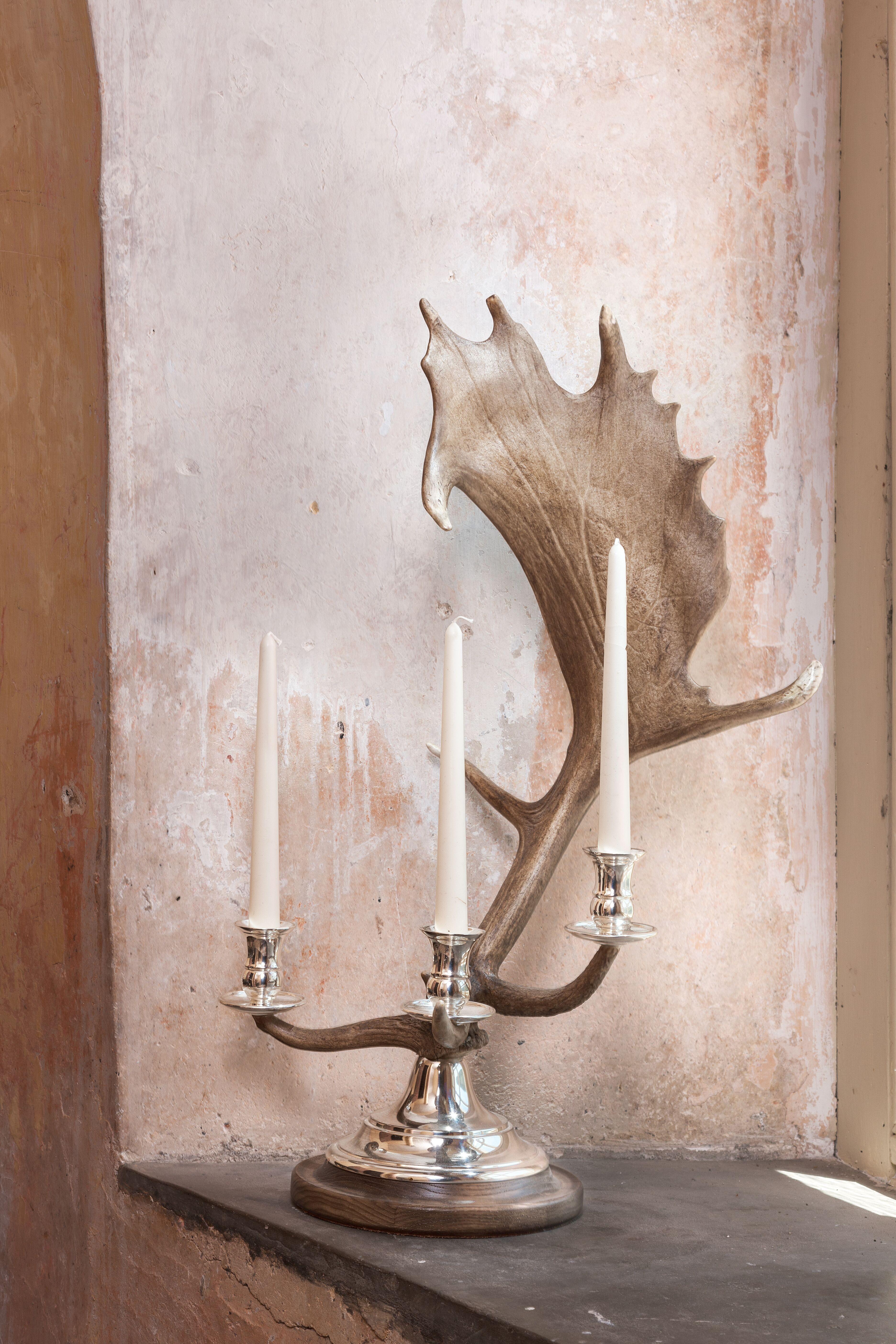 Candlestick - Glencoe 3 -arm
