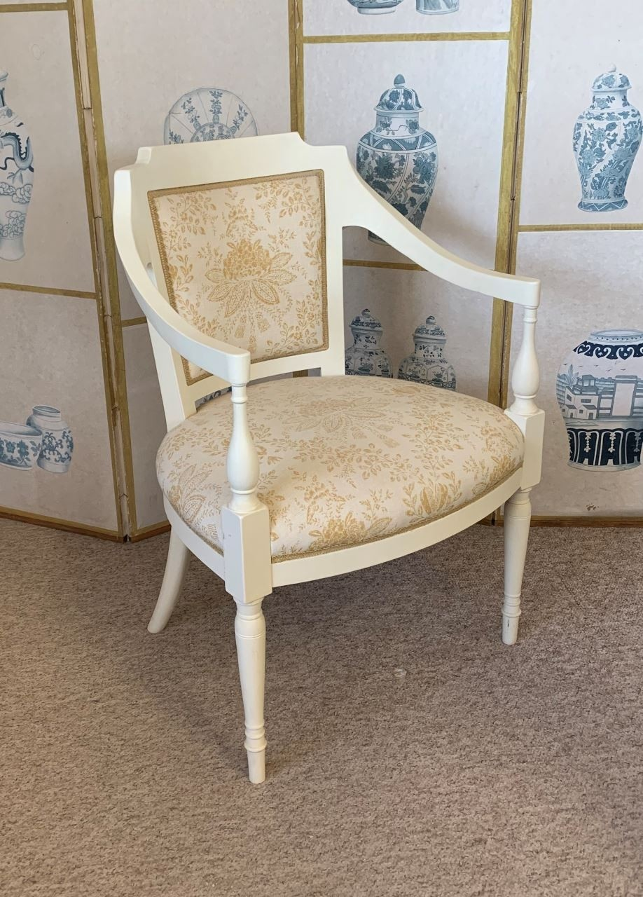 CHARLOTTE SQUARE CHAIR