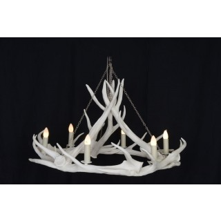Chandelier-Coronet resin LED