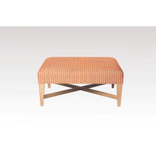 Hailes Stool: Diagonal Stretcher