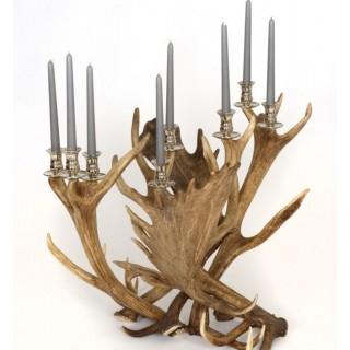 Candlestick, 8 arm