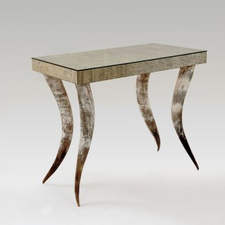 Ankole Console Table