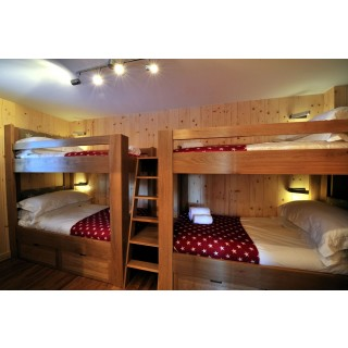 Bunk Beds-Chalet Collection