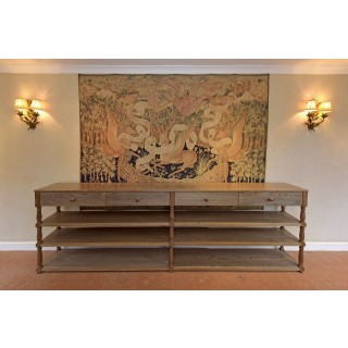 Fenton Console with Drawers