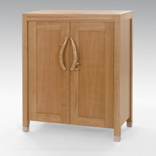 Borders Oak Cupboard