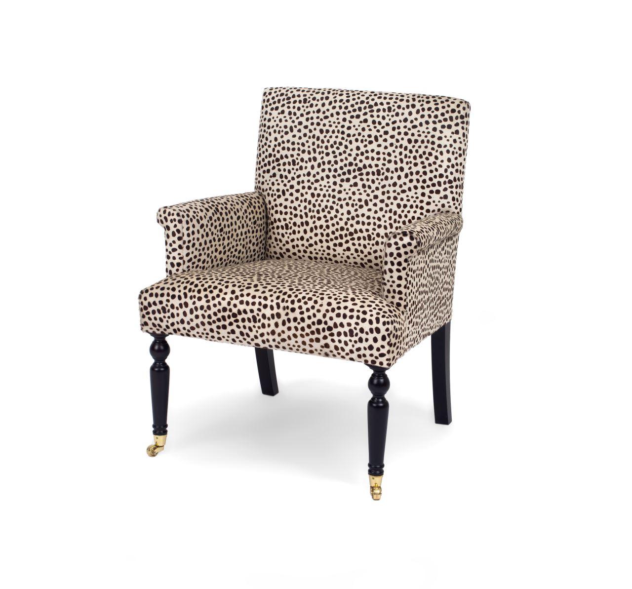 Pony skin chair