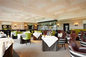 Dining chairs for Michelin starred restaurant